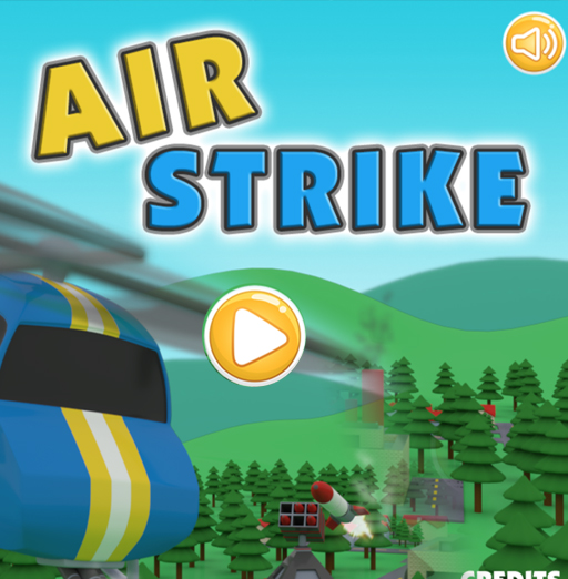 Helicopter Air Strike